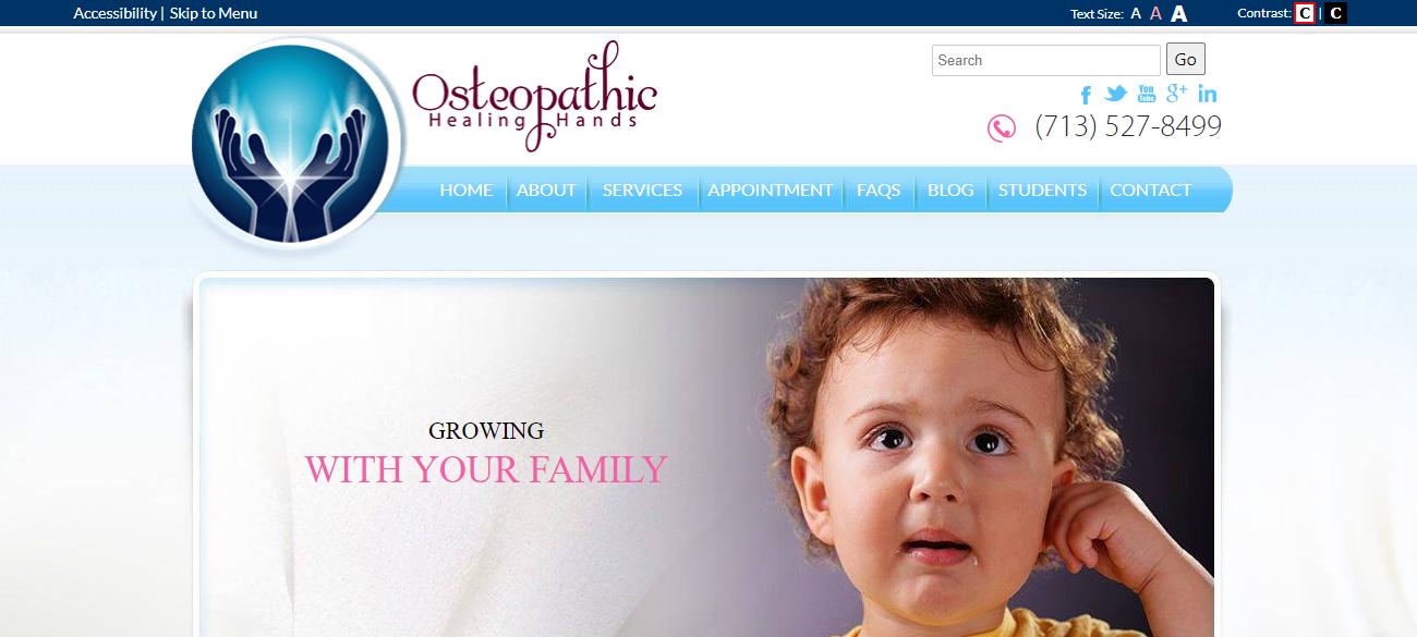 Osteopathic Healing Hands in Austin, TX