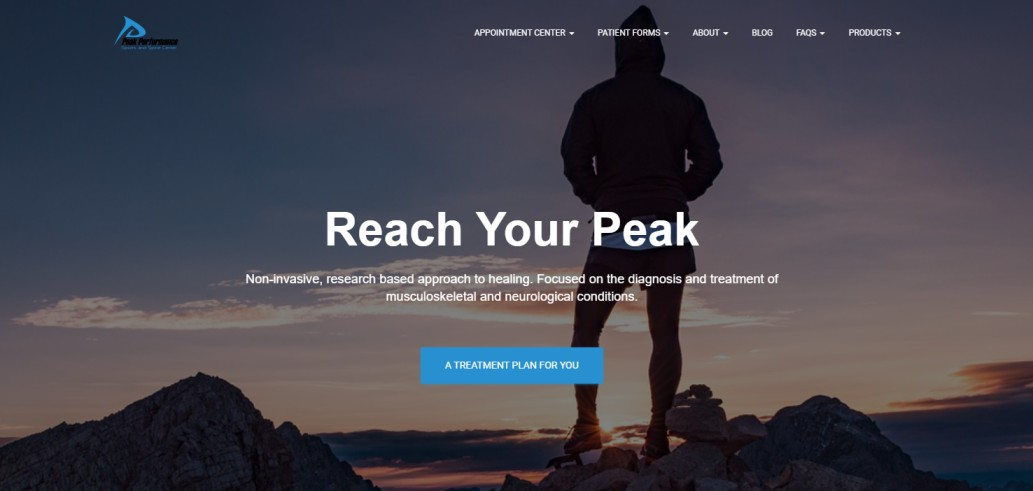 Peak Performance Sports and Spine Center