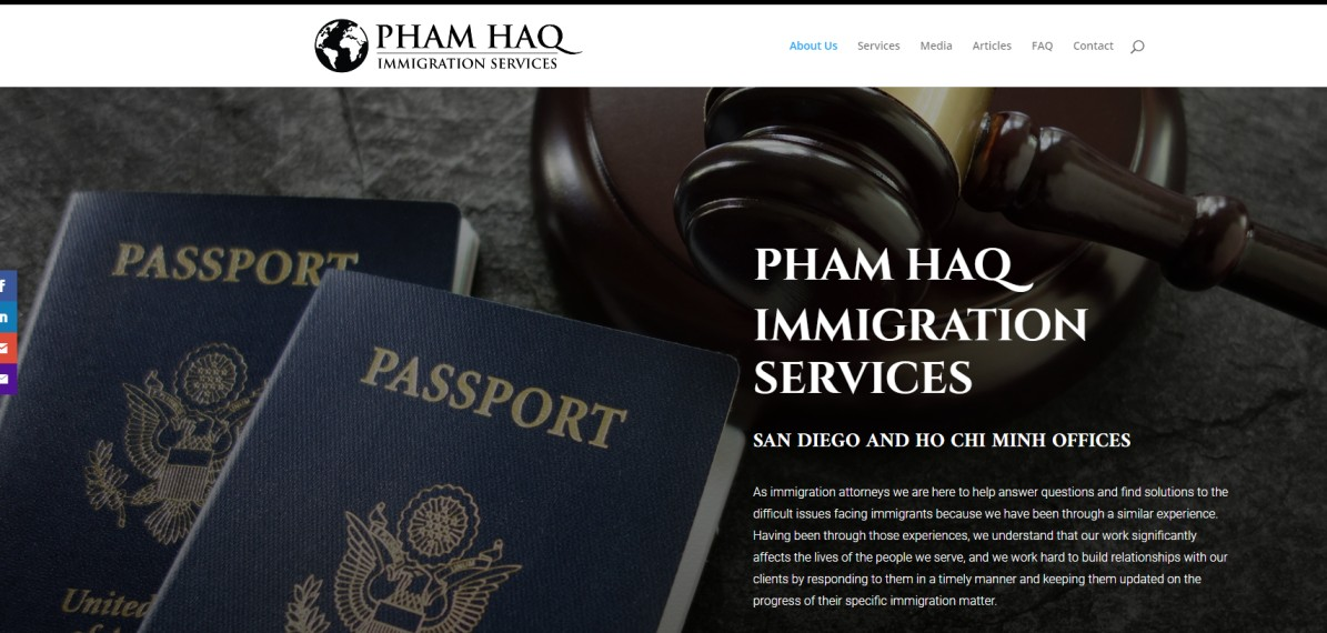 Pham Haw Immigration Services