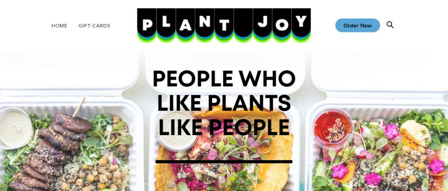 Plant Joy in Charlotte, North Carolina