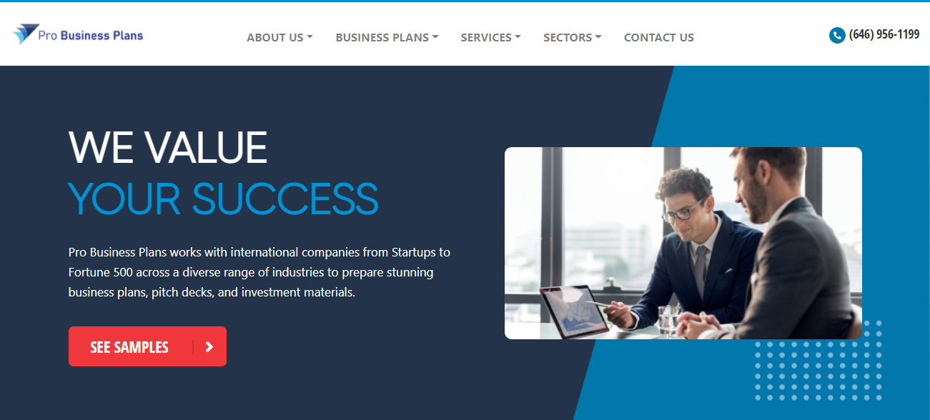 Pro Business Plans in San Diego, CA