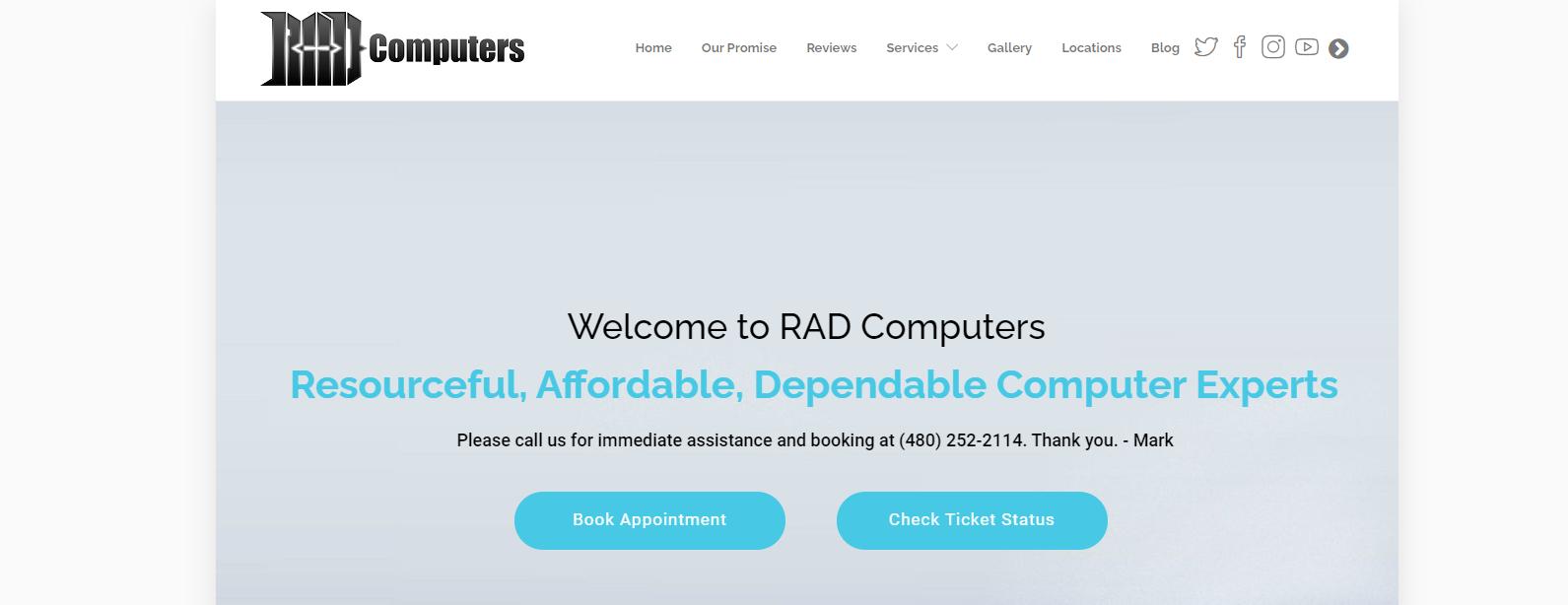 RAD Computers