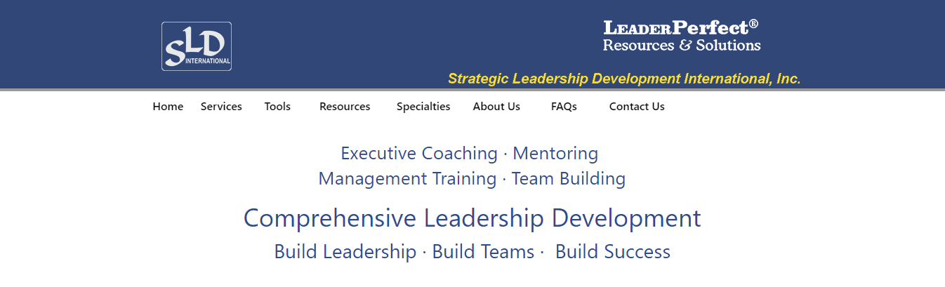 quality corporate leadership training centers in Dallas, TX