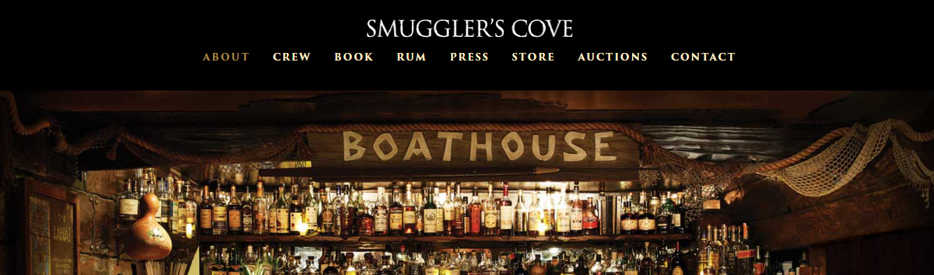 best rum and cocktails in San Francisco, CA