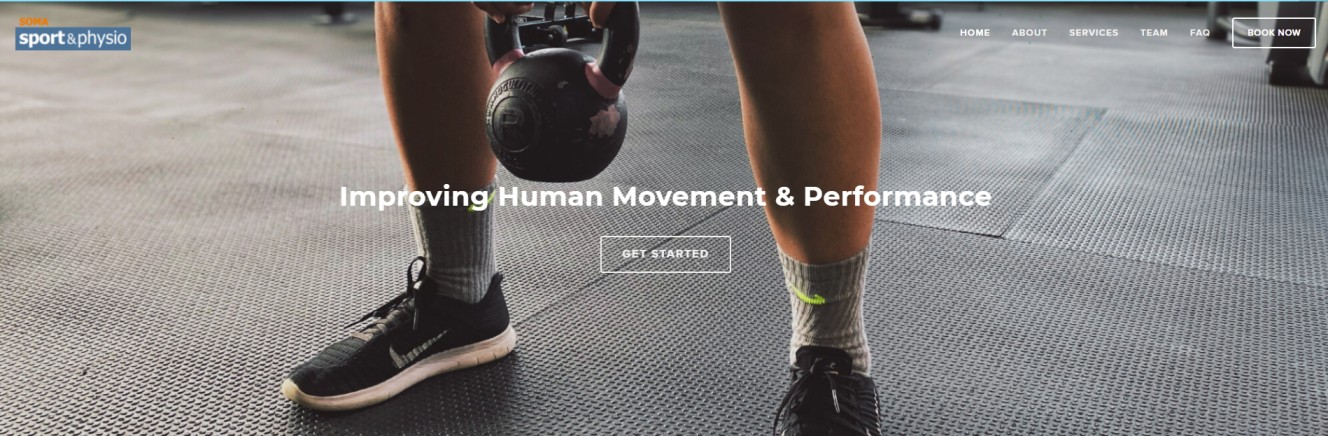 SOMA Sport and Physio