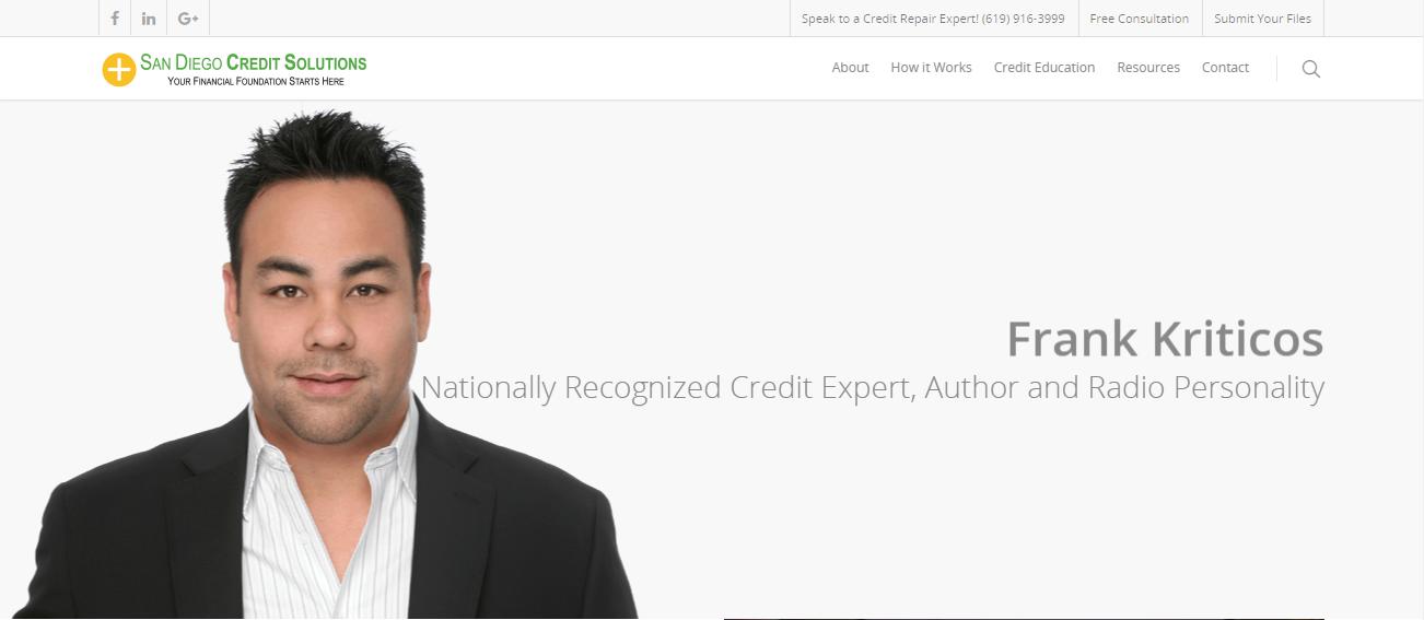 San Diego Credit Solutions in San Diego, CA