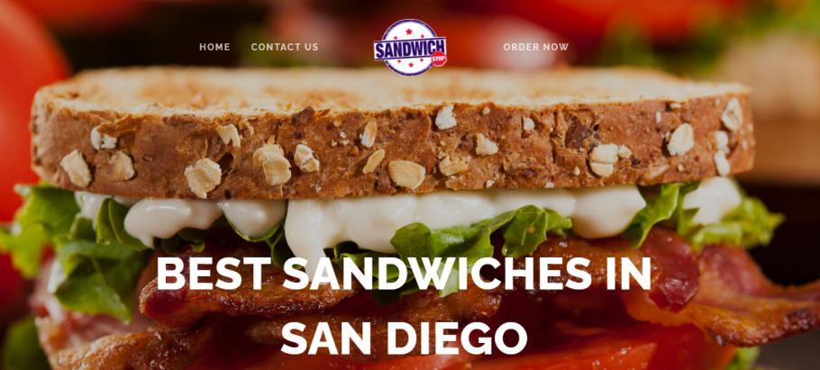 Sandwich Stop Deli in San Diego, CA