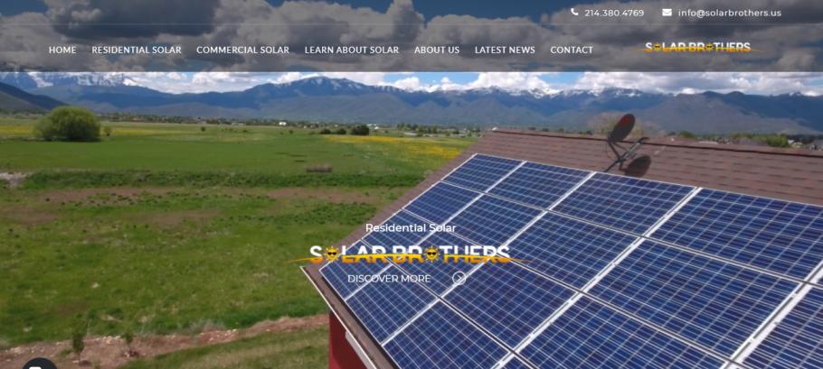 Solar Brothers in Dallas, TX