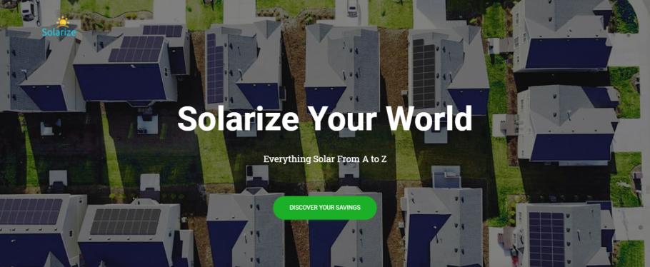 Solarize in Dallas, TX
