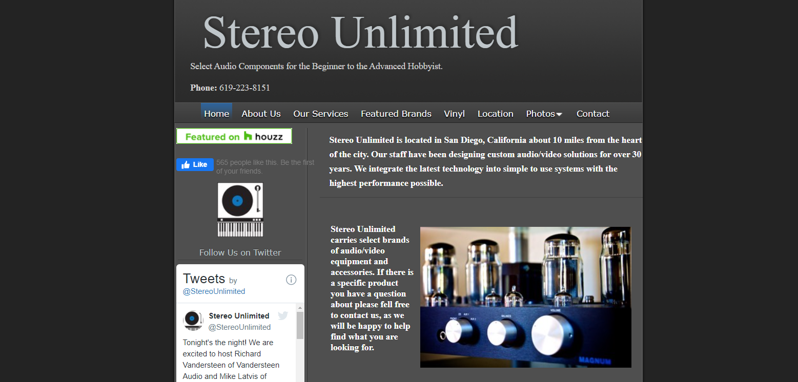 Stereo Unlimited