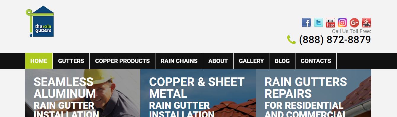 gutter specialists in Los Angeles, CA
