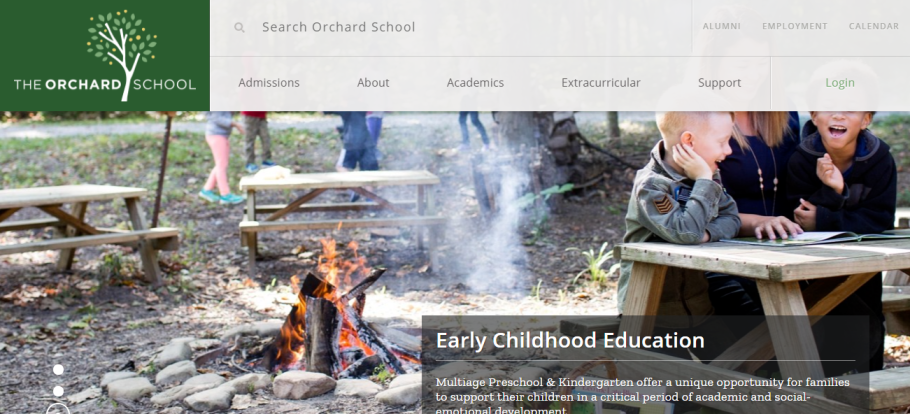 The Orchard School in Indianapolis, Indiana