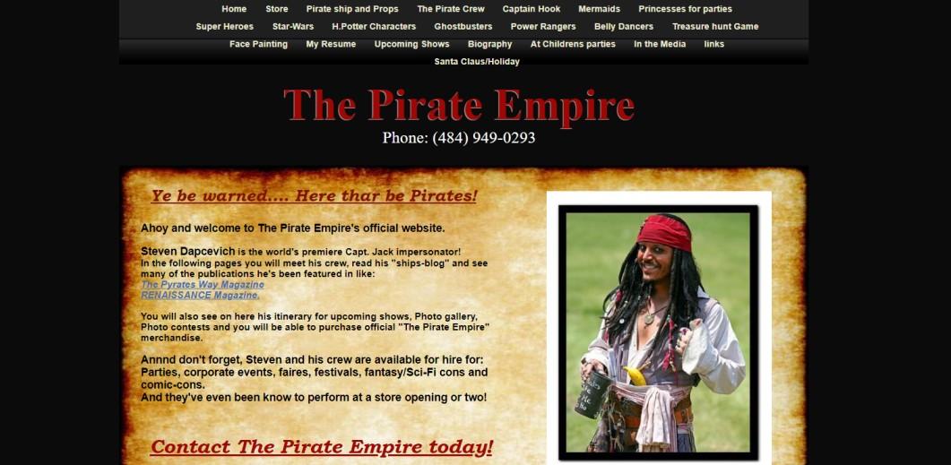The Pirate Empire