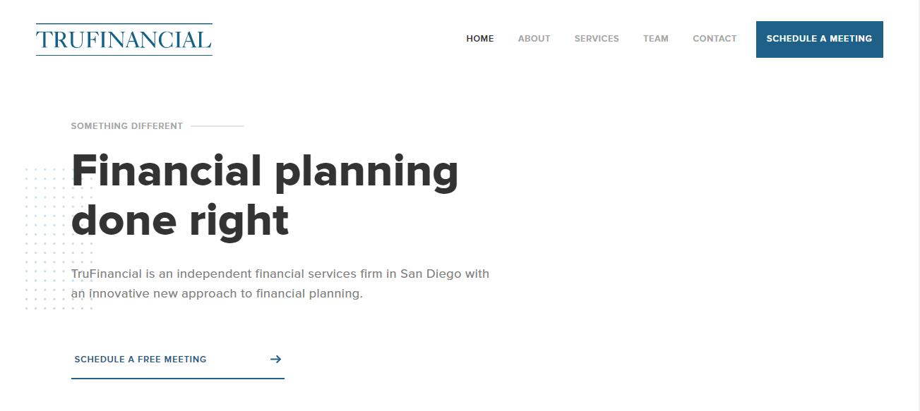 TruFinancial in San Diego, CA