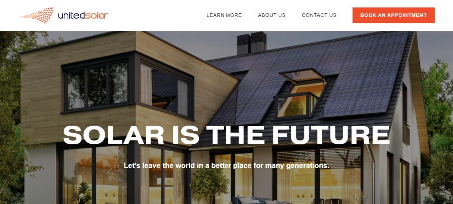 United Solar in Dallas, TX