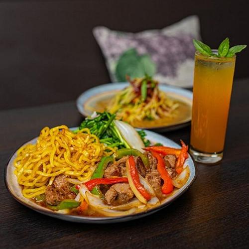 Unknown Vietnamese Kitchen