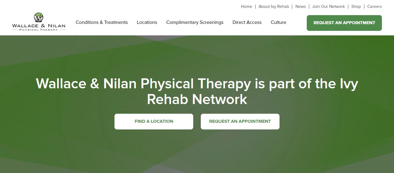 Wallace & Nilan Physical Therapy in Philadelphia, PA