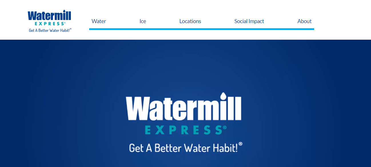 Watermill Express in Fort Worth, TX