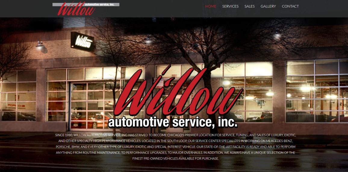 Willow Automotive Service