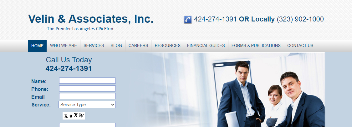 Velin & Associates, Inc.