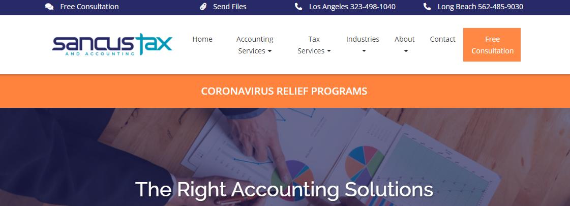 Sancus Tax and Accounting