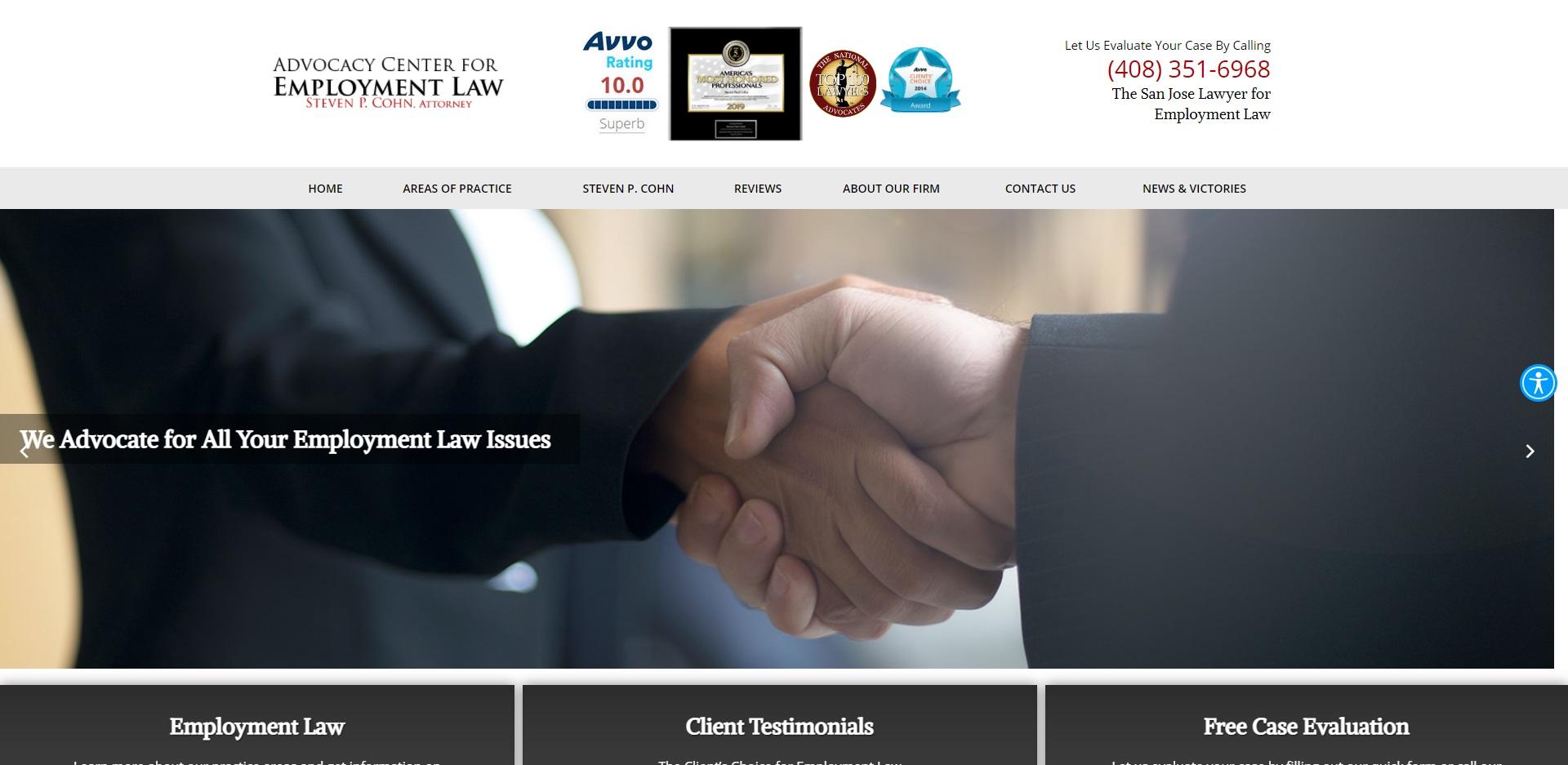 Best Unfair Dismissal Attorneys in San Jose