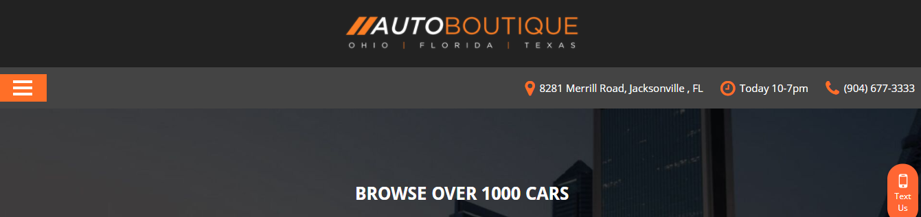 high quality BMW dealership in Jacksonville, FL