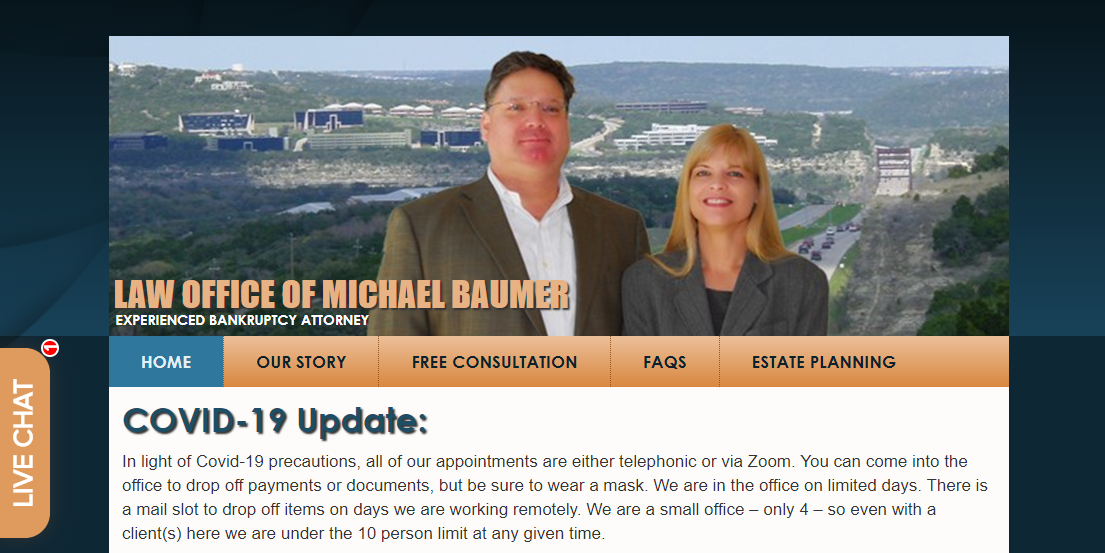Law Office of Michael Baumer