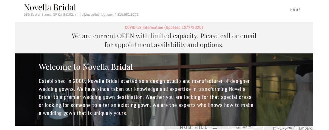 Novella Bridal