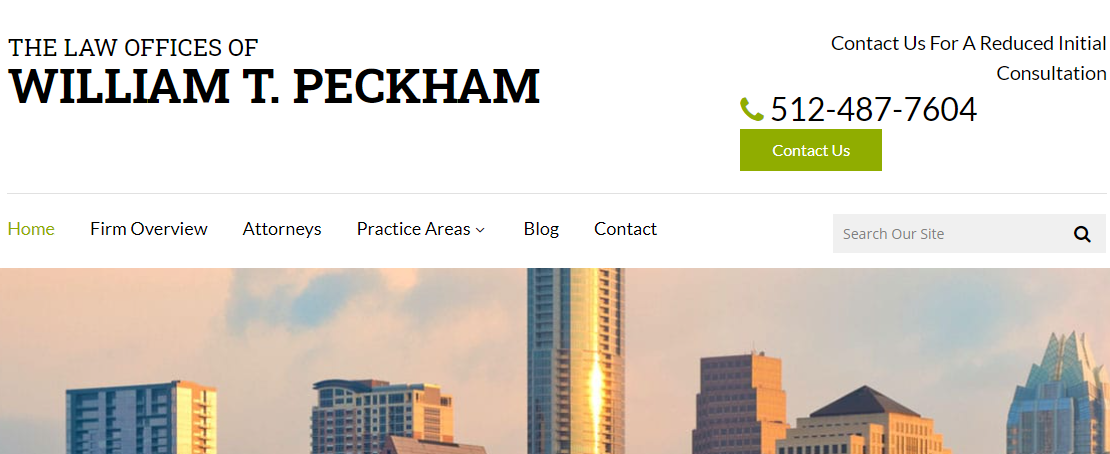 The Law Offices of William T. Peckham