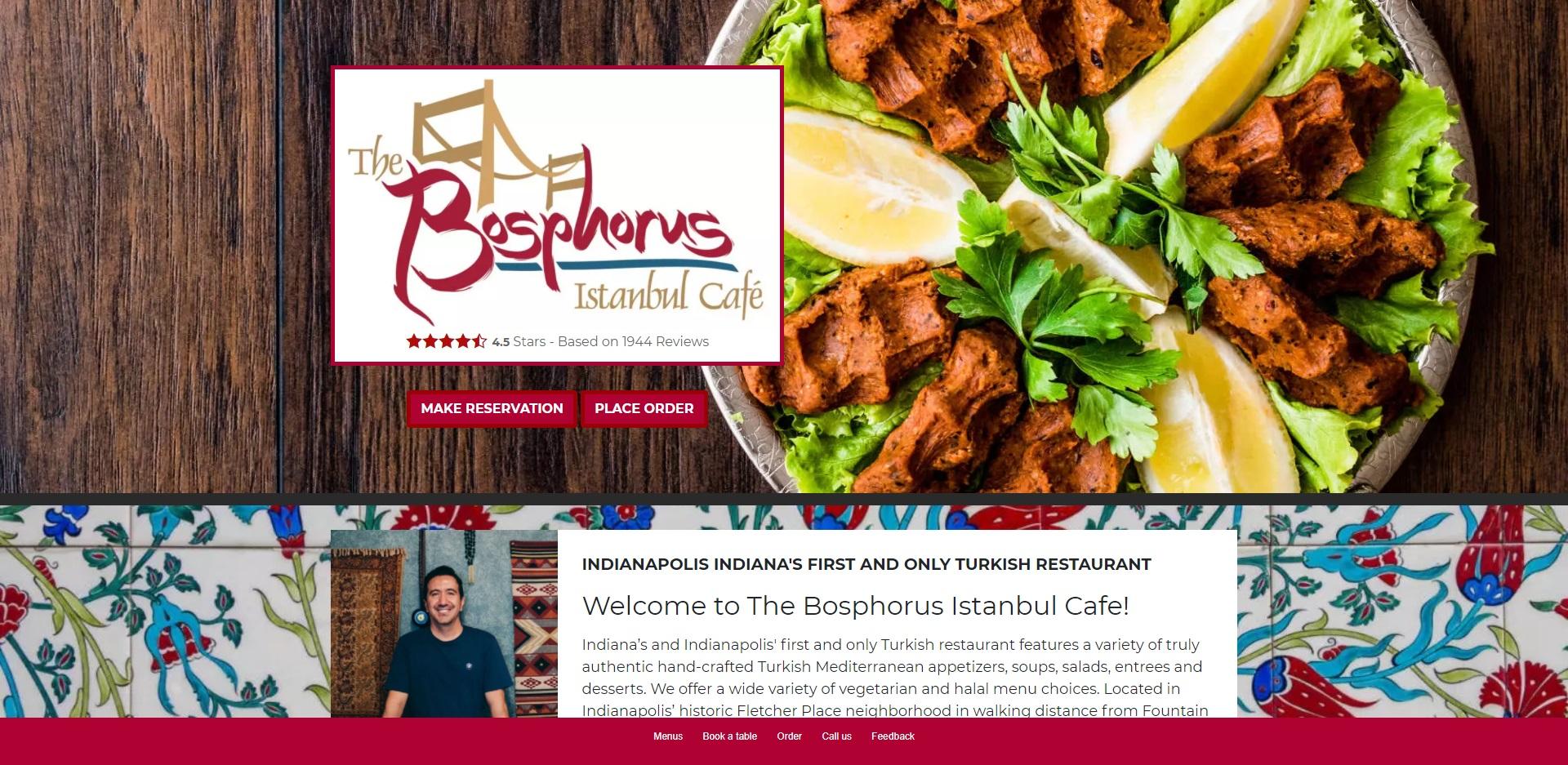 5 Best Turkish Restaurants in Indianapolis