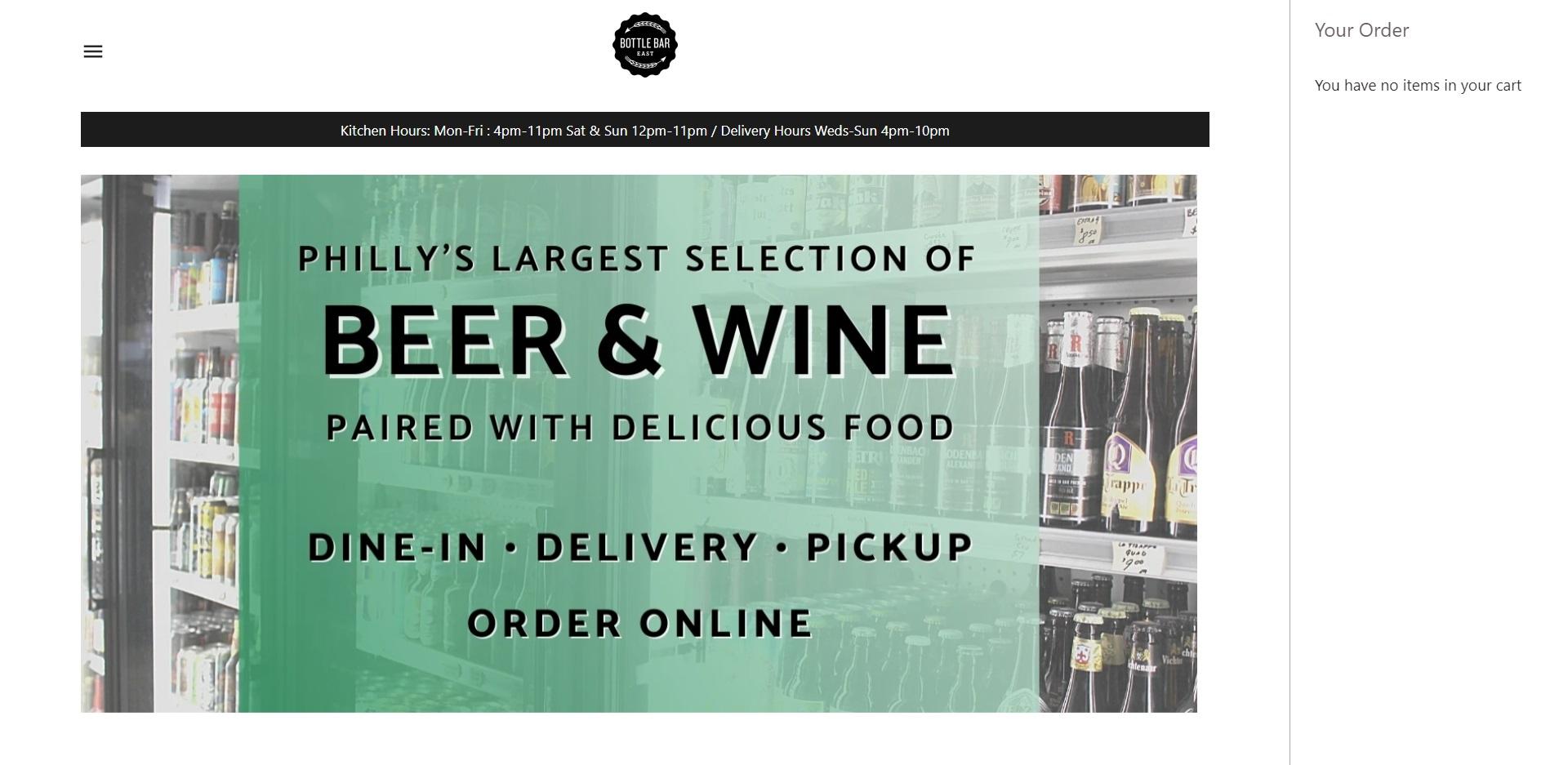 Philadelphia Best Bottleshops