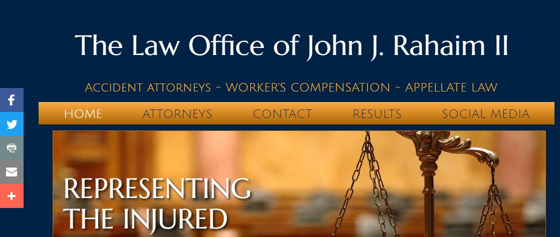 The Law Office of John J. Rahaim II