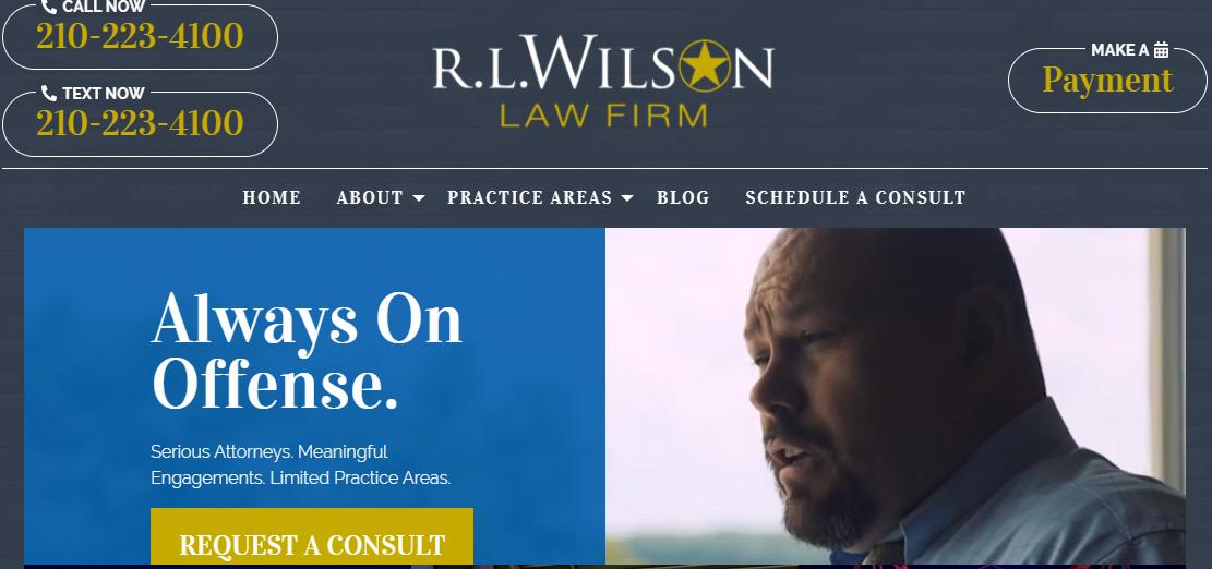 RL Wilson