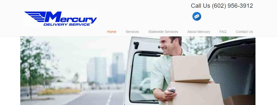 Mercury Delivery Services