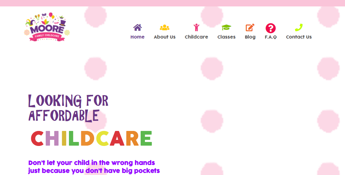 Moore Family Childcare