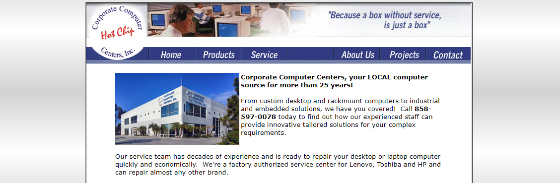 Corporate Computer Centers