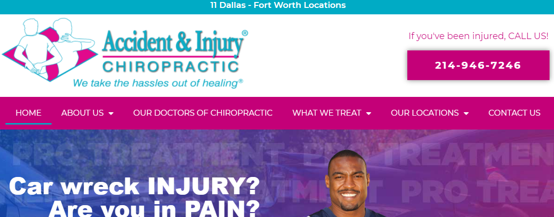 Accident and Injury Chiropractic