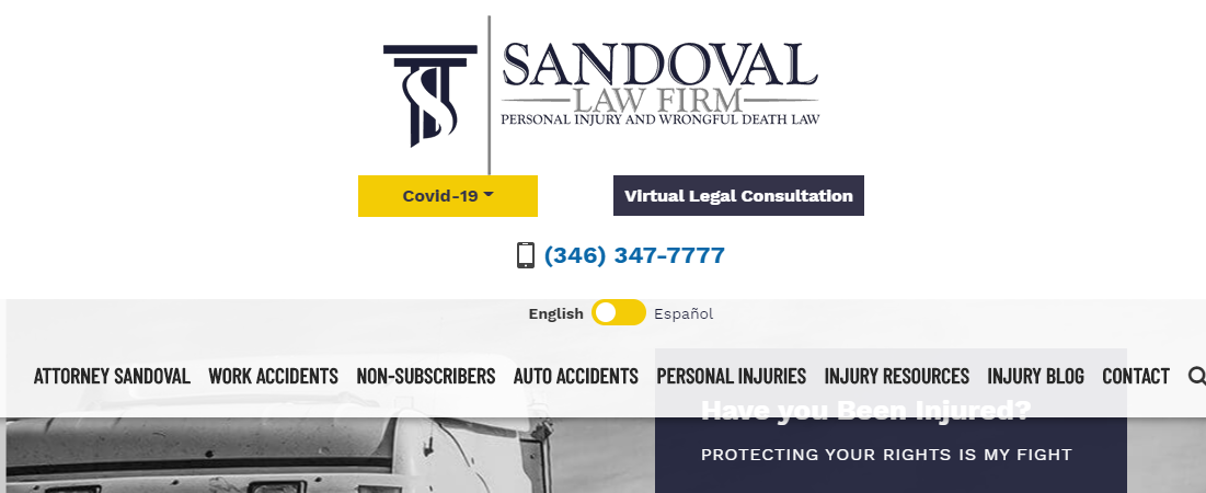 Sandoval Law Firm, PLLC