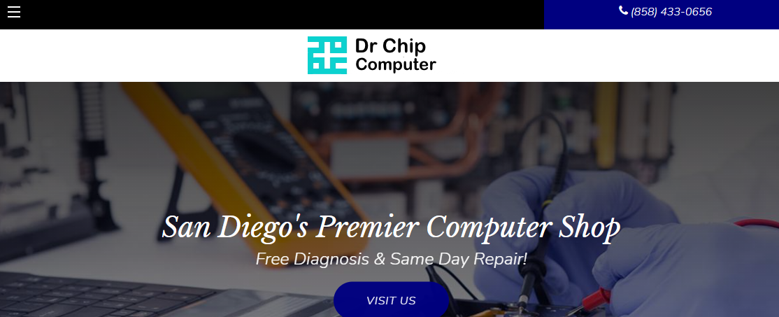 Dr. Chip Computer
