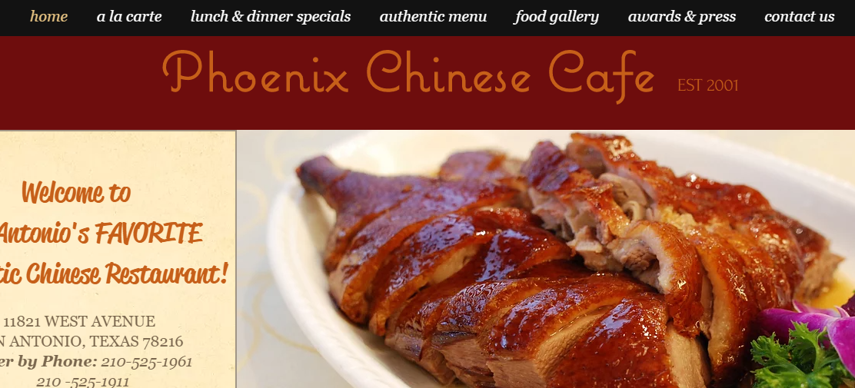 Phoenix Chinese Cafe