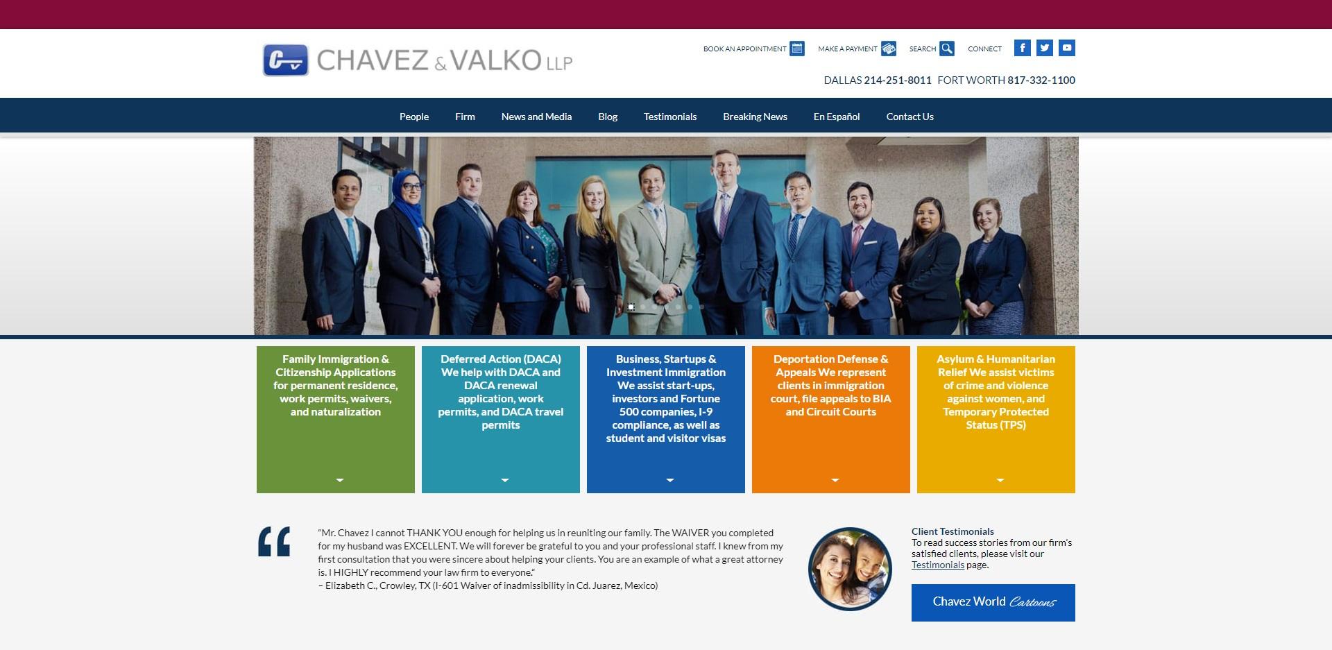 5 Best Immigration Attorneys in Fort Worth