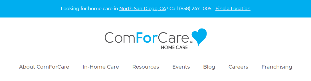 disability carer in san diego