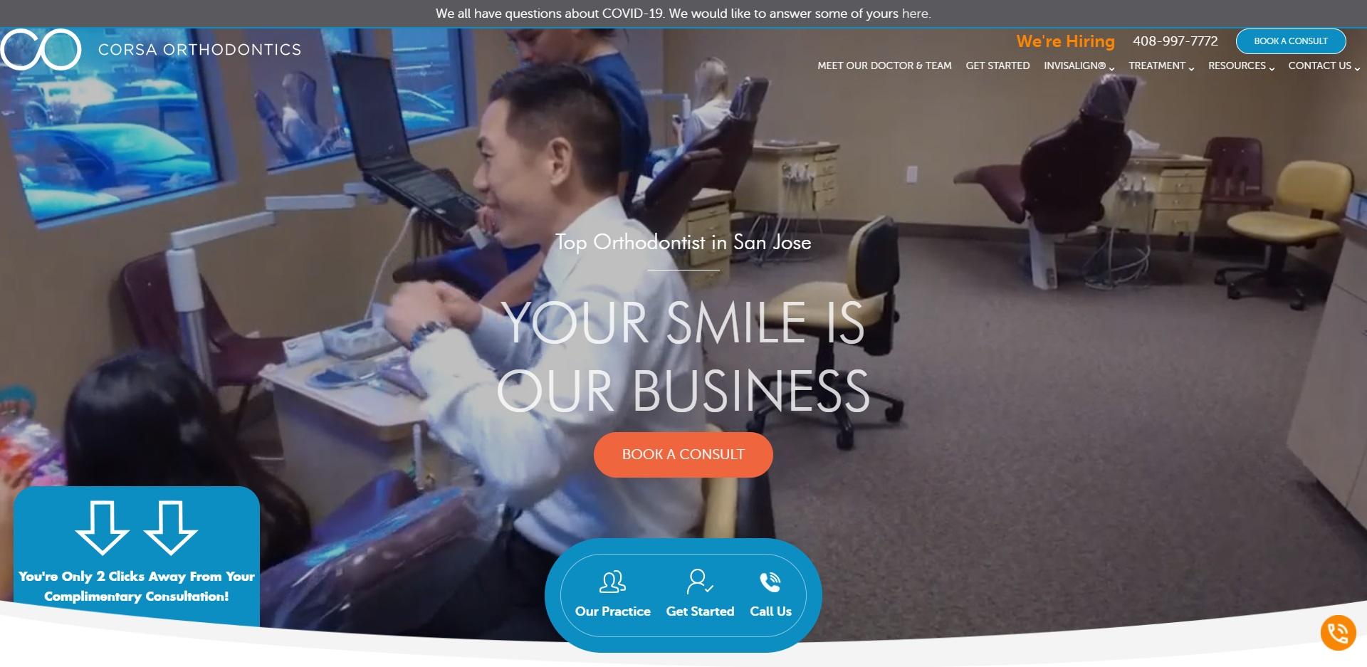 San Jose's Best Orthodontists
