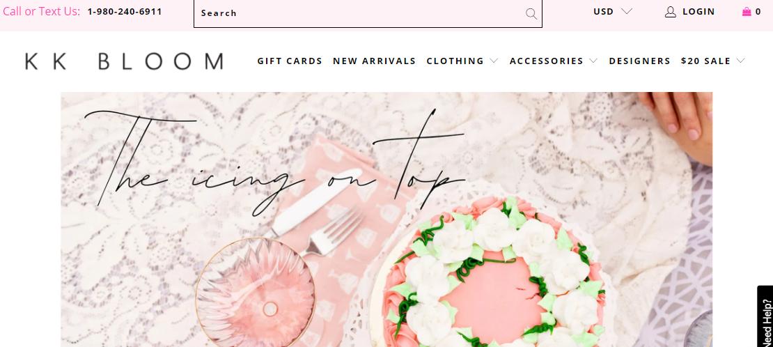 KK Bloom Boutique