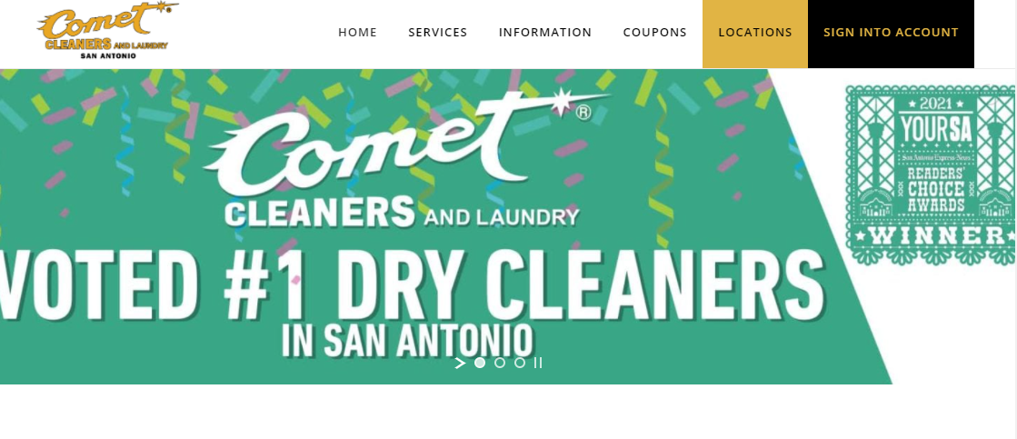 Comet Cleaners and Laundry