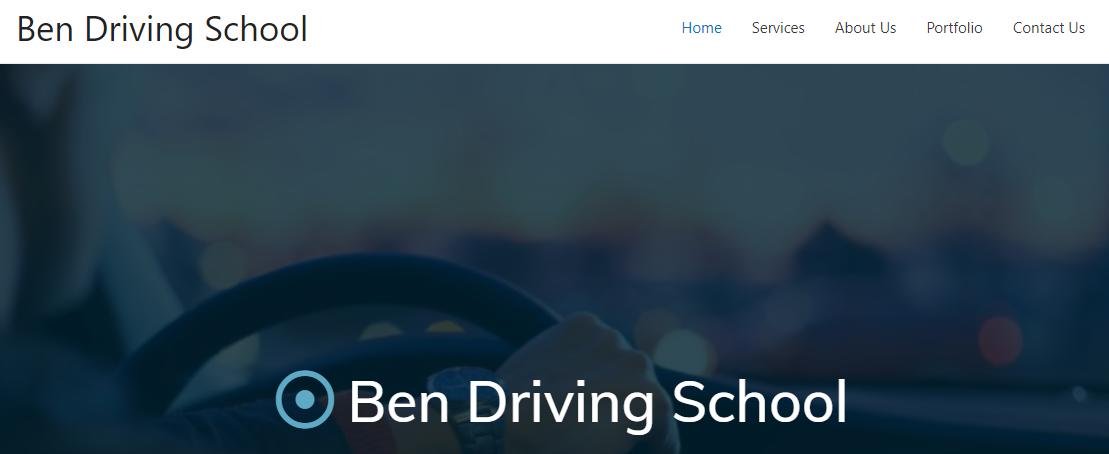 Ben Driving School