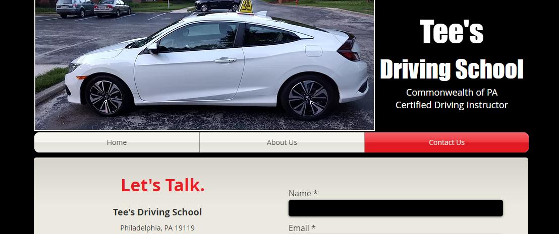 Tee's Driving School