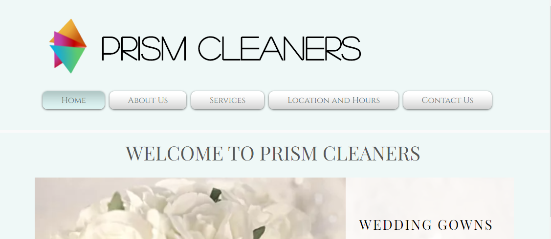 Prism Cleaners