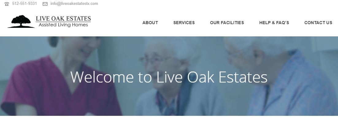 Live Oak Estates
